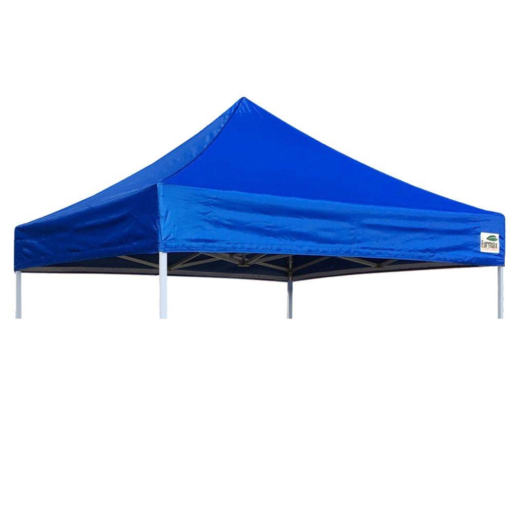 Pop UpキャノピーTop Gazeboテントカバー交換用上部のみ 8x8 400D canopy top-8x8 FeetBlue B00F9364AI 8x8|ブルー ブルー 8x8