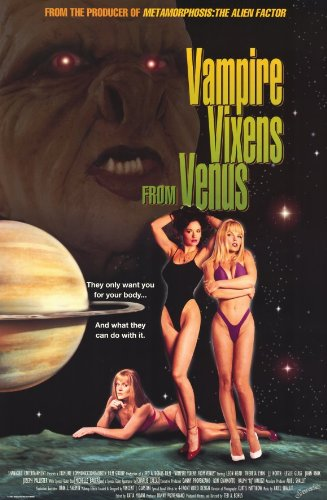 vixens from venus full movie