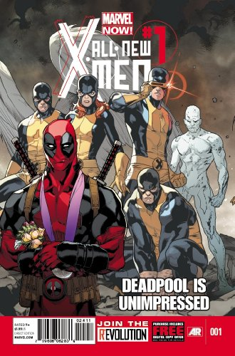 deadpool marvel now 1 - 9