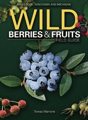Wild Berries & Fruits Field Guide of Minnesota, Wisconsin and Michigan (Wild Berries & Fruits Identification Guides) (Plants Missouri)