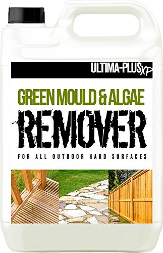 Ultima-Plus XP Green Mould and Algae Remover - For All Outdoor Hard...