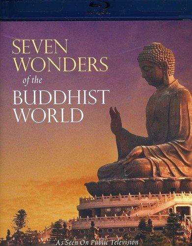 Blu-ray : Seven Wonders Of The Buddhist World (Blu-ray)