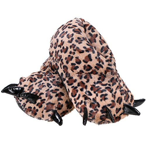 Simplicity Adult Animal Slippers Indoor