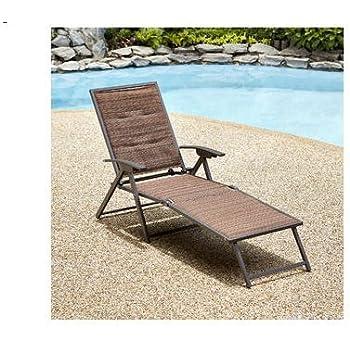 Amazon Com Garden Oasis Harrison Matching Folding Padded