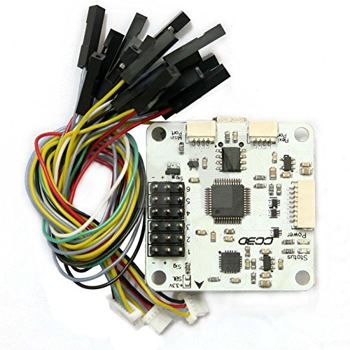 Hobbypower CC3D Openpilot Self-stabilizing Flight Controller 32Bit for Mini 250 Quadcopter + 1 Hobbypower strap by Hobbypower