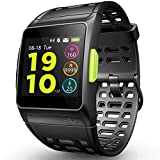 Best Gps Heart Rate Watches - GPS Running Watch, Smart Watch Fatigue Analysis Heart Review
