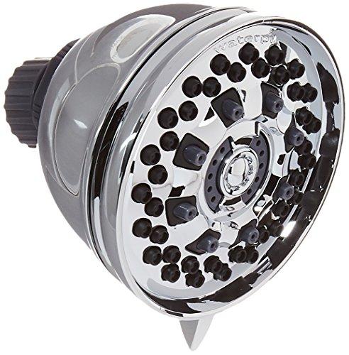WATER PIK XAT-613T Chrome Fix Shower Head (6 Set)