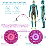 USB Wireless Breast Massager, Portable Electric