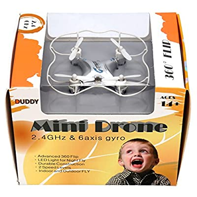 Mini Drone With Power Wall Charger Nano QUADCOPTER Small Helicopter By drones