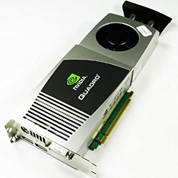 Nvidia Quadro FX 4800 1.5GB GDDR3 2X Display Port 1X DVI Port PCIe Graphics Card
