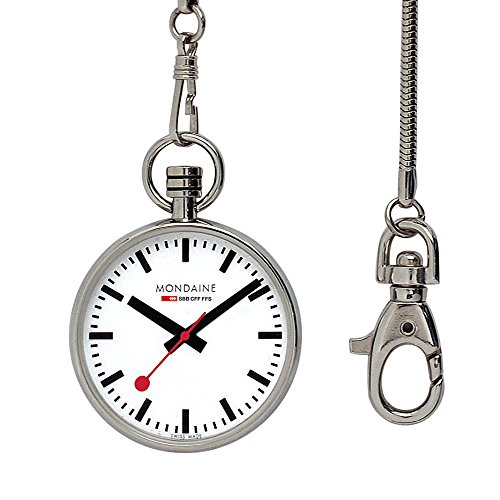 (Mondaine EVO Pocket Watch )