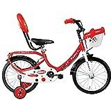Hero Peppy 16T Junior Bike  10.2-inches (Red)