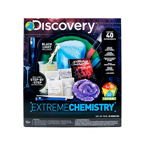 Discovery Extreme Chemistry by Horizon Group USA by Discovery