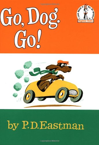 Baby Shower Gift Ideas: Go, Dog. Go! by P.D. Eastman