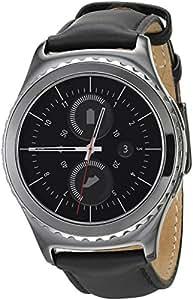 Samsung Reloj Gear S2 Classic Color Azul-Negro, SM-R7320ZKAMXO