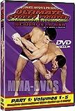ULTIMATE STREET FIGHTER STARRING RICARDO DE LA RIVA, 10 VOLUMES ON 4 DVD'S