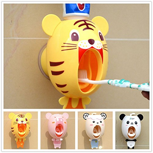 Fusicase Toothbrush Dispensers Toothpaste Dispenser product image