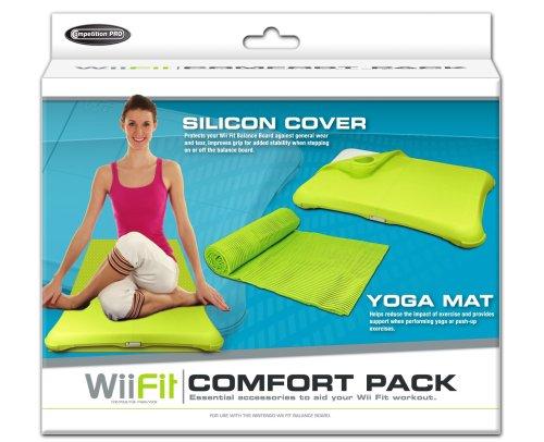 Wii Fit Comfort Pack (Wii) [Importación inglesa]: Amazon.es ...