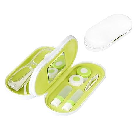 Balvi - Gafas de sol y lentes de contacto con espejo integrado