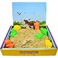 Cool Sand 3D Sandbox - Kinetic Sand For All Ages - Dino Discovery Edition