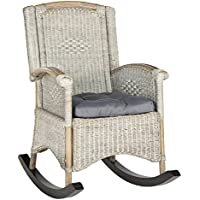 Safavieh Home Collection Verona Brown Rocking Chair