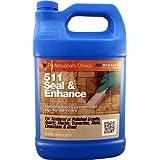 Miracle Sealants 511 Seal & Enhance Sealer Gallon by Miracle Sealants