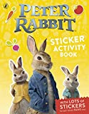Peter Rabbit Movie: Sticker Activity Book
