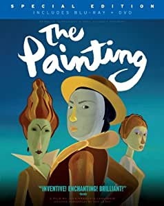 The Painting [Blu-ray + DVD Combo Pack]