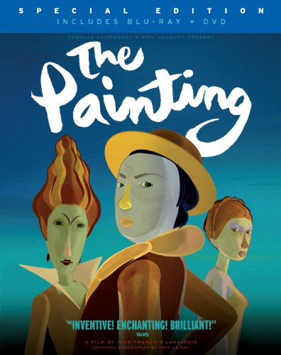 Amazon.com: The Painting [Blu-ray + DVD Combo Pack]: Jean Barney ...