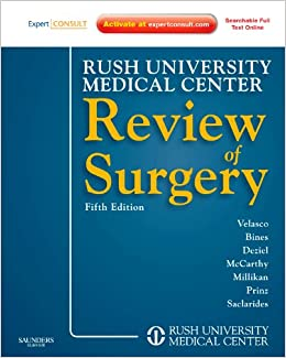 Rush university medical center review of surgery: expert consult.