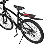 Xingny Quick Release Bicycle Rear Seat Rack Bike Luggage Shelf Carrier with Fender