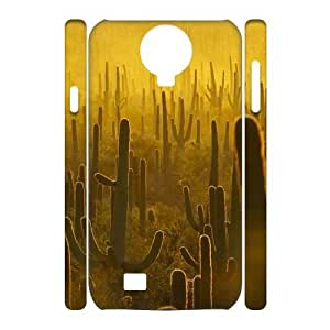 Cactus DIY 3D Cell Phone Case for SamSung Galaxy S4 I9500 LMc-75374 at