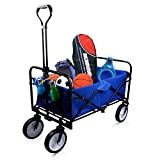 Sports Collapsible Wagon Folding Outdoor Utility Wagon