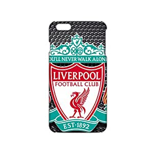 Ultra Thin Liverpool Football Club 3D Phone Case for iPhone 6
