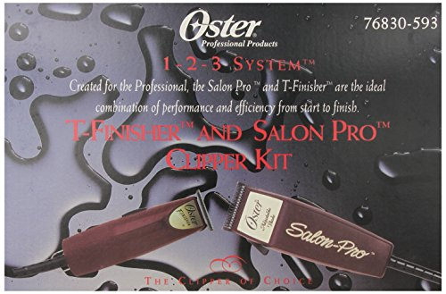 oster 123 system - 3