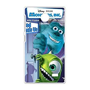 Monsters Inc Case Cover For Nokia Lumia X