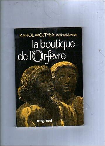 Lire La boutique de l'orfèvre pdf ebook
