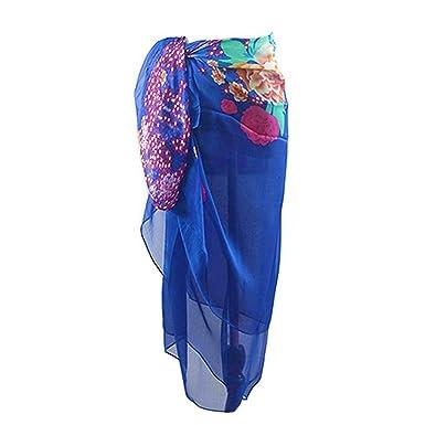 AIni Mujer Corto Bohemia Falda Elegantes Faldas Mujer Cortas ...