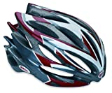Bell Sweep Bike Helmet (Red/Gunmetal , Small)