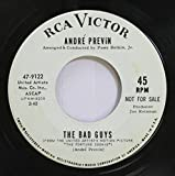 Andre Previn 45 RPM The Bad Guys / Theme From