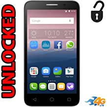 Alcatel Allura 4G LTE Unlocked 5056O 5.5 inch 16GB 8MP Usa Latin & Caribbean Bands