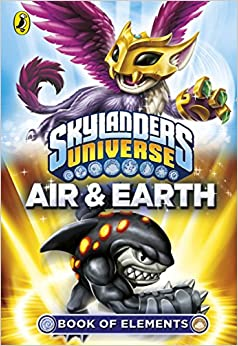 Skylanders Book of Elements: Air and Earth
