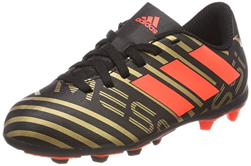 FxG adidas J Botas Negbas Unisex Negro 000 niños Nemeziz 4 Messi Rojsol 17 de fútbol Ormetr wr1nIArq