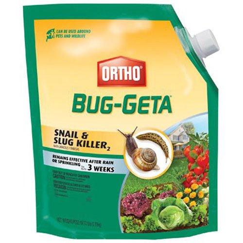 Ortho Bug-Geta Snail and Slug Killer, 6-Pound