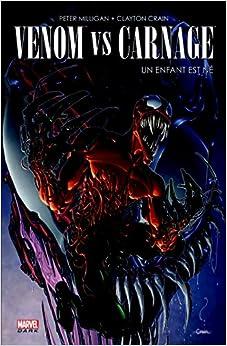 Venom Vs Carnage: un enfant est né
