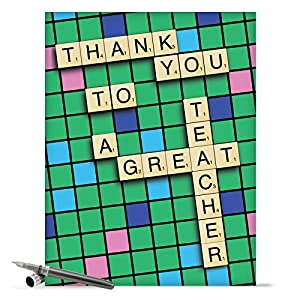 Amazon.com : J9123 Jumbo Funny Thank You Card: Thank You to a ...
