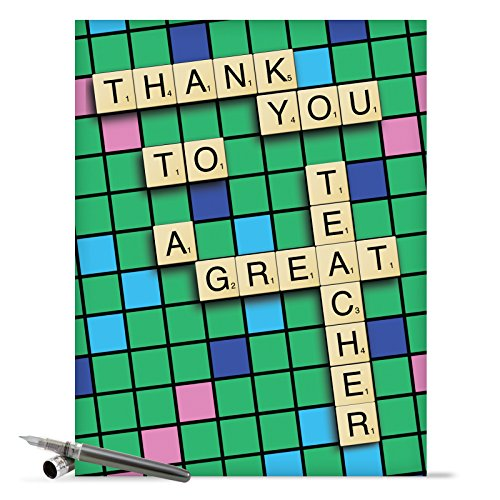 J9123 Jumbo Funny Thank Card