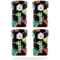 Skin For DJI Inspire 1 Drone Battery (4 pack) – Cocktail Therapy | MightySkins Protective, Durable, and Unique Vinyl Decal wrap cover | Easy To Apply, Remove, and Change Styles | Made in the USA