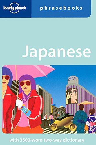Japanese (Lonely Planet Phrasebooks) ()