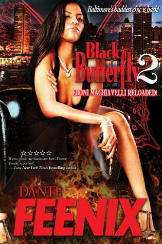 Black Butterfly 2: Eboni Machiavelli (Thriller)